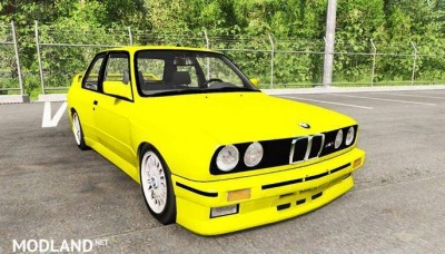 BMW M3 E30 [0.8.0], 1 photo